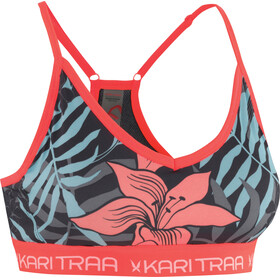 Kari Traa VAR Sports Bra Women red/colourful